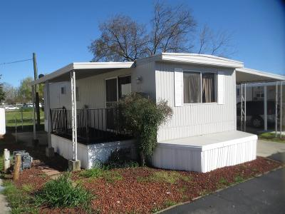 Hughson Mobile/Manufactured For Sale: 2042 Tully Road