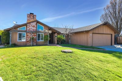 Gustine Single Family Home For Sale: 735 Hartley Court