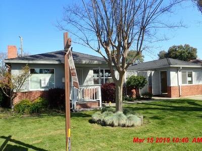 Modesto Single Family Home For Sale: 1109 Ulrich Avenue
