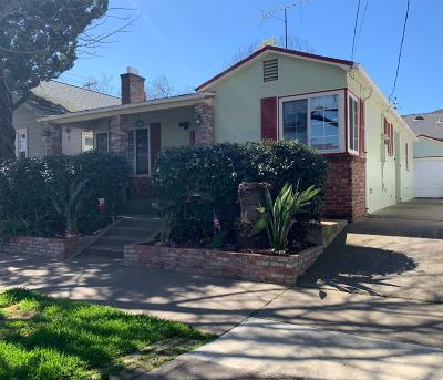 Sacramento Single Family Home For Sale: 2408 17th Street