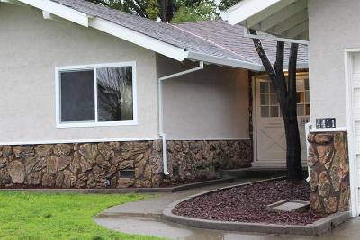 Sacramento Single Family Home For Sale: 4411 Art Parkway