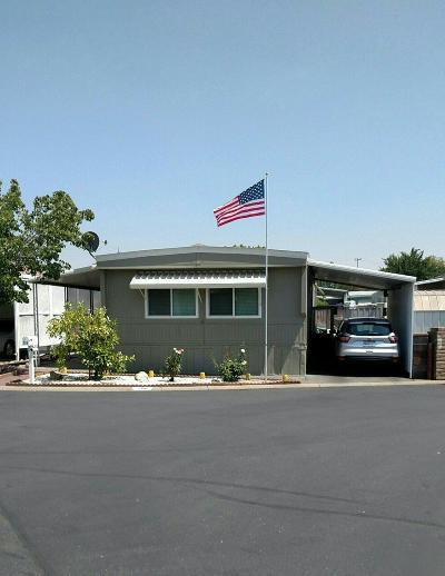 Rancho Cordova Mobile/Manufactured For Sale: 280 Heritage Glen Lane