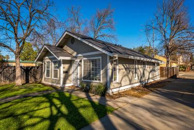 Sacramento Single Family Home For Sale: 2831 32nd Street