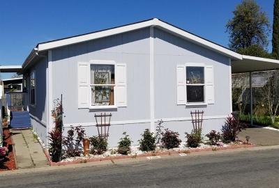 Sacramento Mobile/Manufactured For Sale: 7313 Topanga Lane