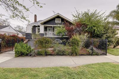 Sacramento Single Family Home For Sale: 2515 T Street