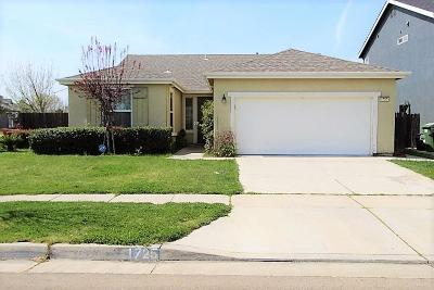 Modesto Single Family Home For Sale: 1725 Rancho Encantado Lane