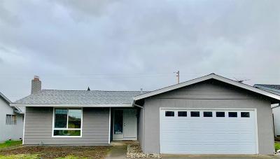 Vacaville Single Family Home For Sale: 137 Manzanita Drive