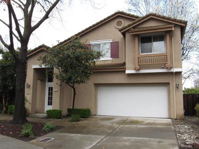 Stockton Single Family Home For Sale: 3606 Whispering Creek Circle