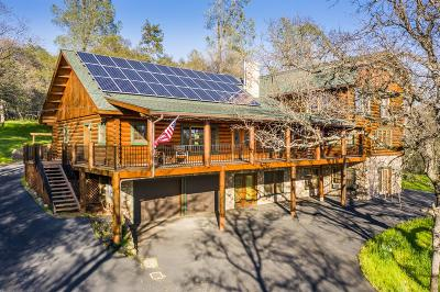 Nevada County Single Family Home For Sale: 10474 Holcomb