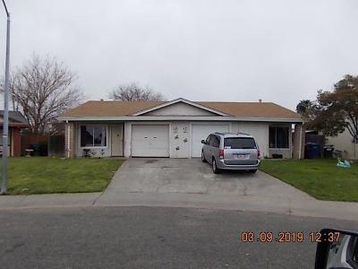 Sacramento CA Multi Family Home For Sale: $310,000
