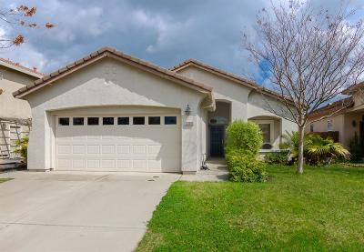 Rancho Cordova Single Family Home For Sale: 3309 Verdeca Way