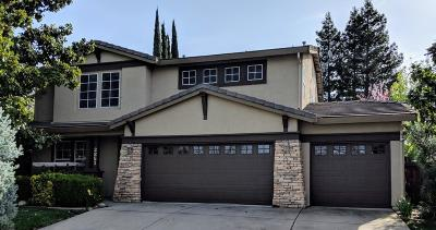 Rocklin Single Family Home For Sale: 2851 Hillcrest Road