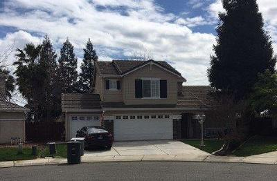 Merced Single Family Home For Sale: 3602 Swan Court