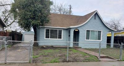 Stockton Single Family Home For Sale: 1735 North Stanford Avenue