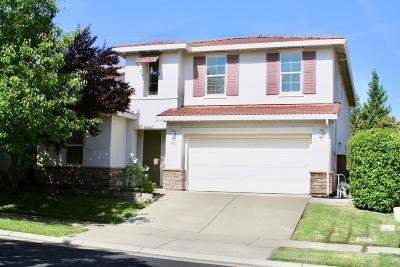 Roseville Single Family Home For Sale: 7697 Rosehall Drive