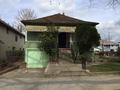 Sacramento Multi Family Home For Sale: 1809 V Street