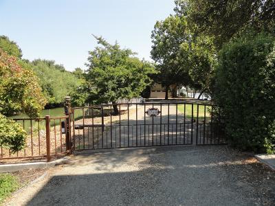 Walnut Grove Single Family Home For Sale: 17484 Grand Island Road