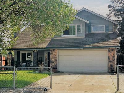 Modesto Single Family Home For Sale: 1632 Ironside Drive