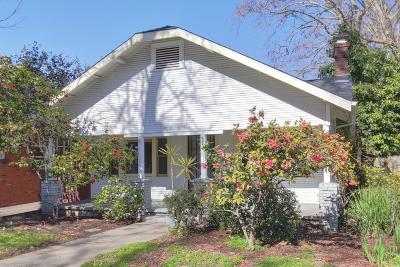 Sacramento County, Placer County, El Dorado County Single Family Home For Sale: 2531 F Street
