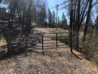 Placerville Residential Lots & Land For Sale: 1660 Stonecrest Road
