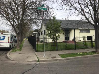 Stockton Single Family Home For Sale: 167 West 4th Street