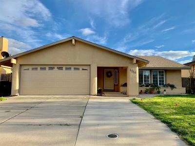 Sacramento Single Family Home For Sale: 4260 Armadale Way