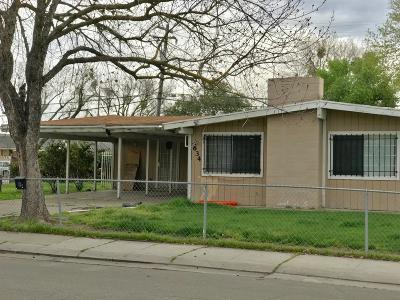 Stockton Single Family Home For Sale: 634 Chicago Avenue