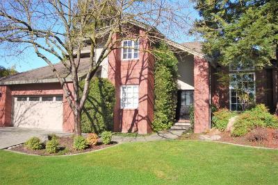 Single Family Home For Sale: 5 Cobblelake Court