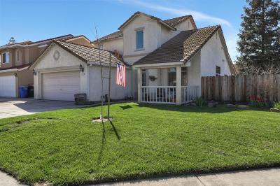 Turlock Single Family Home For Sale: 324 Gikas Lane