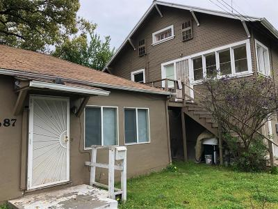 Sacramento County Multi Family Home For Sale: 2843 2nd Avenue