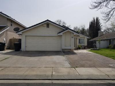 Modesto Single Family Home For Sale: 604 Park Meadow Drive