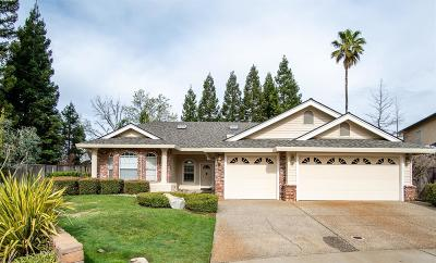 Fair Oaks Single Family Home For Sale: 5229 Altitude Court