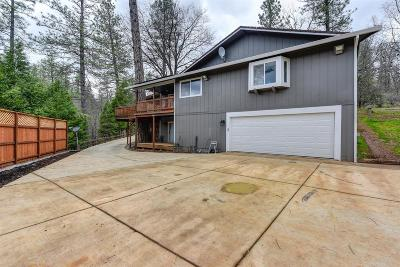 Placerville Single Family Home For Sale: 3100 Pioneer Hill Road