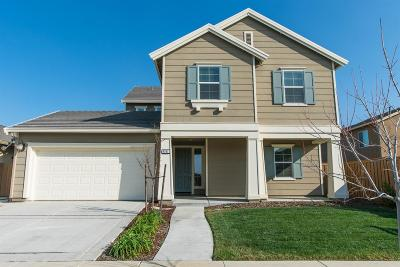 Woodland Single Family Home For Sale: 1707 Jones Street