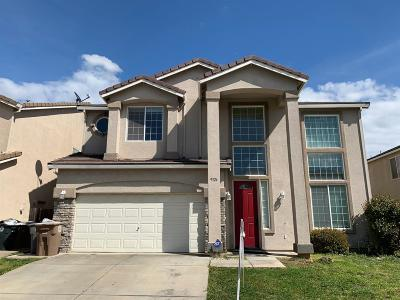 Elk Grove Single Family Home For Sale: 9324 Willow Pond Circle