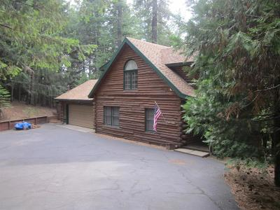 Grizzly Flats Single Family Home For Sale: 5067 Rollingwood Dr.