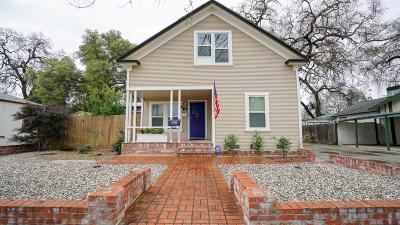 Woodland Single Family Home For Sale: 138 Oak Avenue
