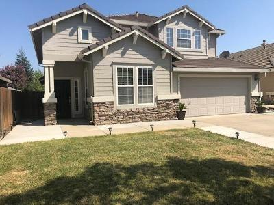 Roseville Single Family Home For Sale: 233 Morgan Way