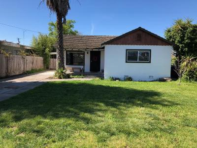 Hughson Single Family Home For Sale: 2513 6th Street