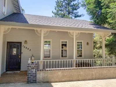 Nevada City Single Family Home For Sale: 15943 Shannon Way