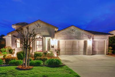 El Dorado Hills Single Family Home For Sale: 8111 Trevi Way