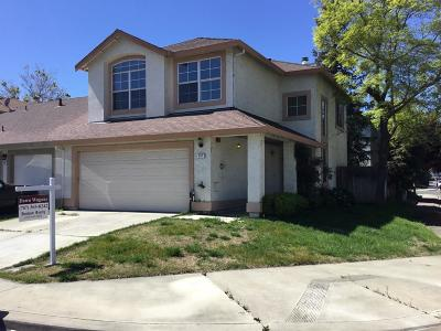 Yolo County Single Family Home Contingent: 267 Pearl