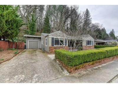 Placerville Single Family Home For Sale: 1376 Martin Lane