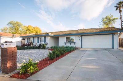 Elk Grove Single Family Home For Sale: 8712 Lodestone Circle