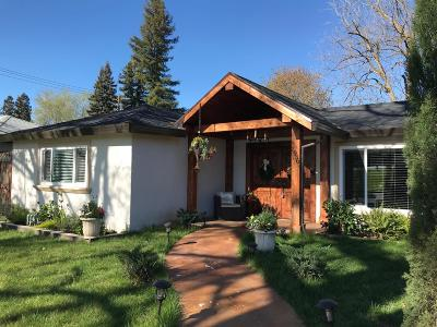 West Sacramento Single Family Home For Sale: 1936 Carolina Avenue