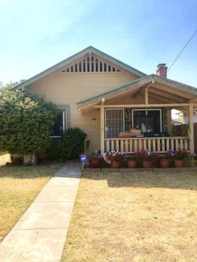 Marysville Single Family Home For Sale: 1220 G Street
