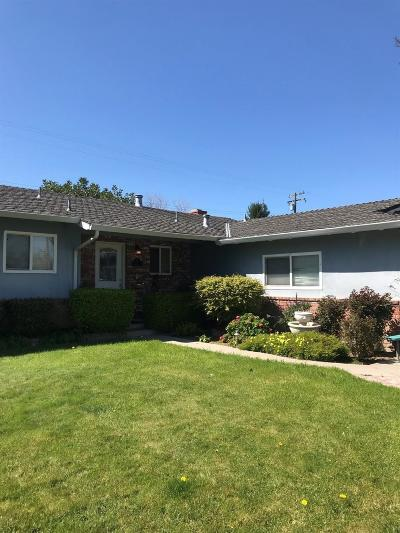 Modesto Single Family Home For Sale: 3317 Lord