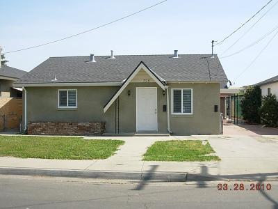 Modesto Single Family Home For Sale: 706 El Terino