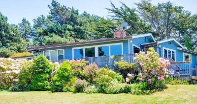 Mendocino County Single Family Home For Sale: 11251 Lansing Street