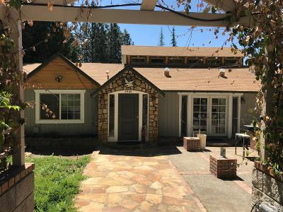 Pollock Pines Single Family Home For Sale: 5920 Pony Express Trail